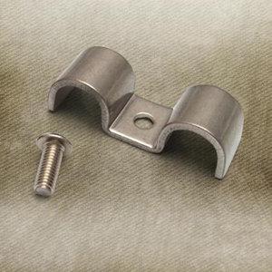 Rostfri klammer Dubbel 5 - 10mm