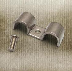 Rostfri klammer Dubbel 5 - 6mm