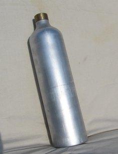 Aluminium Cach tank Fjädring