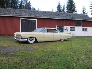 Fästsats Fram Cadillac 57-60