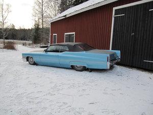 Fästsats Bak Cadillac 65-70