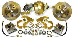 Skivbromssats Chevy 58-64